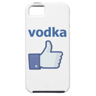 LIKE vodka iPhone 5 Cases
