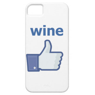 LIKE wine Case For The iPhone 5