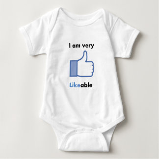 Likeable Baby Bodysuit