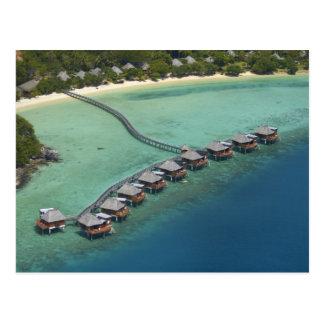 Likuliku Lagoon Resort, Malolo Island, Fiji Postcard