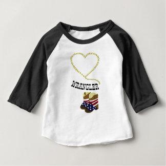 Lil' <3 Wrangler Baby T-Shirt