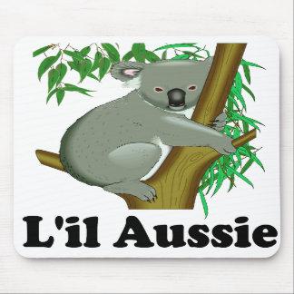 L'il Aussie. Cute Australian Koala Mousepad