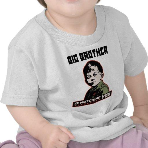 Li'l Big Brother T-shirts