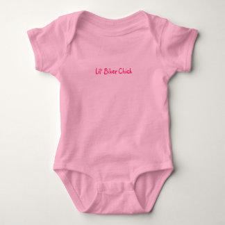 Lil' Biker Chick Baby Bodysuit