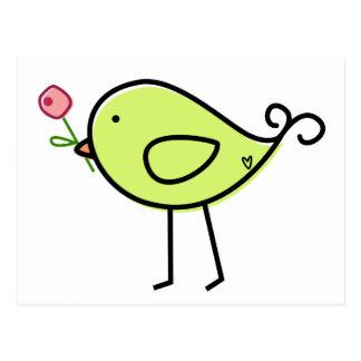 Lil' Birdie Postcard