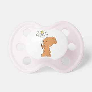 Lil Brown Bear Pacifier