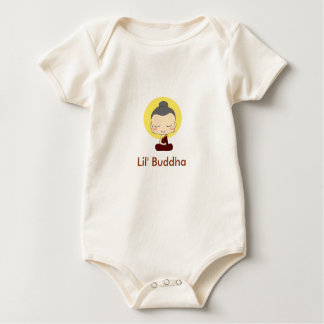 Lil' Buddha Baby Bodysuit