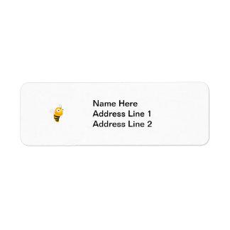 Lil' Bumble Bee Return Address Label