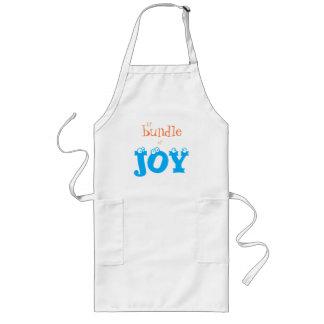 Lil' Bundle of Joy Baby Shower Apron