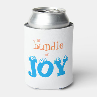 Lil' Bundle of Joy Baby Shower Gifts Can Cooler