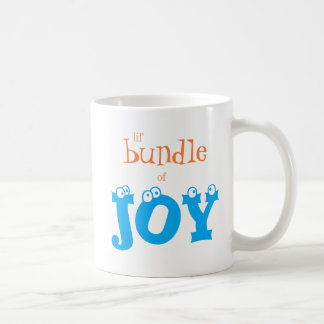 Lil' Bundle of Joy Baby Shower Mug