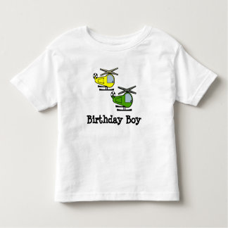 Lil' Choppers/ Birthday Boy Toddler T-shirt