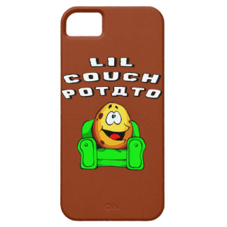 Lil Couch Potato iPhone 5 Case