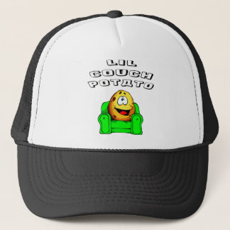 Lil Couch Potato Trucker Hat