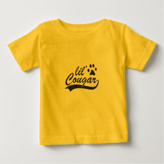 Lil' Cougar Baby T-Shirt