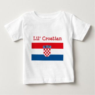 Lil' Croatian T-shirt
