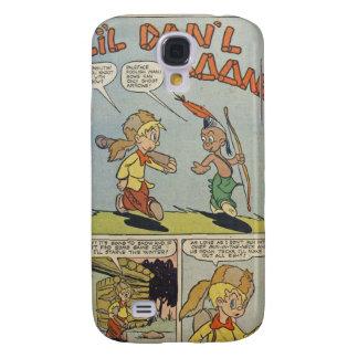 Li'l Dan'l Boone Kids Samsung Galaxy S4 Case