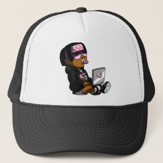 Lil Deadly Pink Trucker Hat