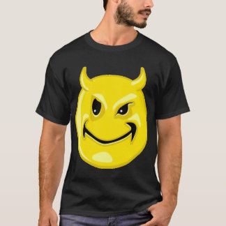 Lil devil face shirt. T-Shirt