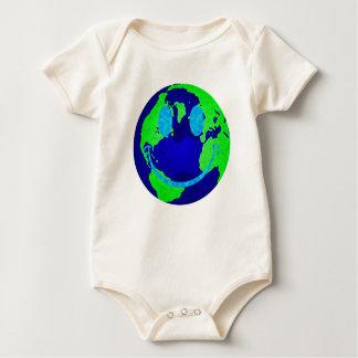 Lil' Earthling Baby Bodysuit