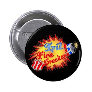 Lil Firecracker Button