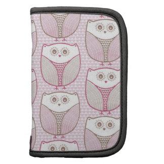 """Lil Heart Owl"" Folio Planners"