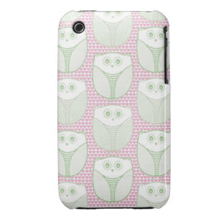 """Lil Heart Owl"" iPhone 3 Case"