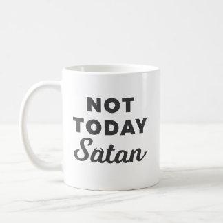 Lil Hummingbird Designs - Not Today Satan Mug