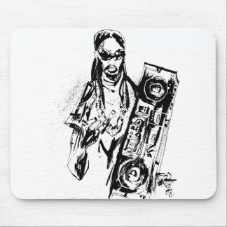 "Lil Jon ""Collaboration by Jim Mahfood and Lil Jon"" Mouse Pad"