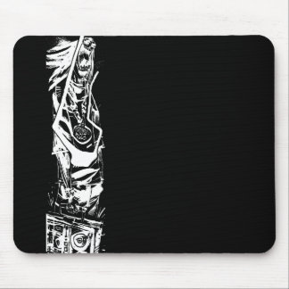 "Lil Jon ""Collaboration by Jim Mahfood and Lil Jon"" Mouse Pads"