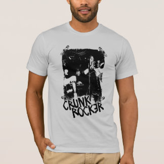 "Lil Jon ""Crunk Rocker Safety Pin Black"" T-Shirt"