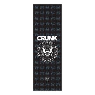 "Lil Jon ""Crunk Seal"" Mini Business Card"