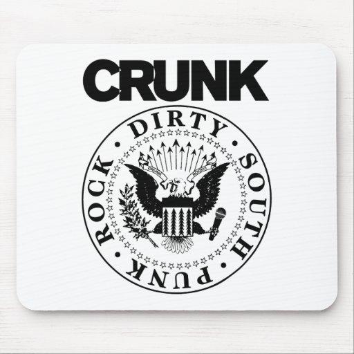 "Lil Jon ""Crunk Seal"" Mouse Mats"