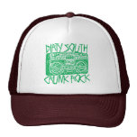 "Lil Jon ""Dirty South Boombox Green"" Hat"