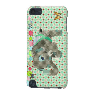 Lil Lucky Elephant iPod Case iPod Touch (5th Generation) Cases