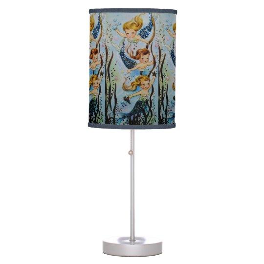 LIL MERMAIDS  lamp