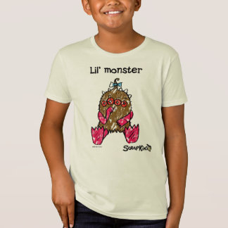 Lil' Monster Scrap Kins Organic Tee