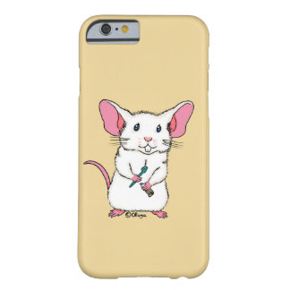 Lil Mouse Barely There iPhone 6 Case