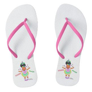 "Lil"" Nadia Summer Style Flip Flops"