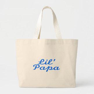 Lil Papa Jumbo Tote Bag