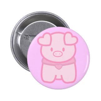 Lil' Piggy Button