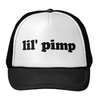 Lil pimp hat