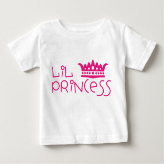 Lil Princess with Crown 6 month Shirt