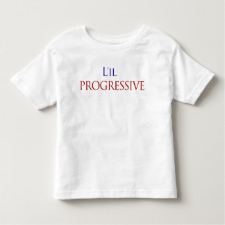 L'il Progressive Toddler Shirt