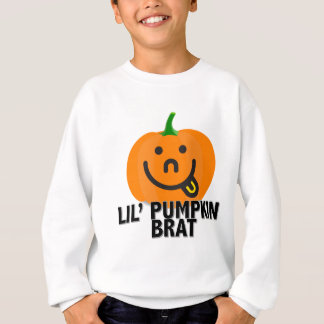 Lil Pumpkin Brat Sweatshirt