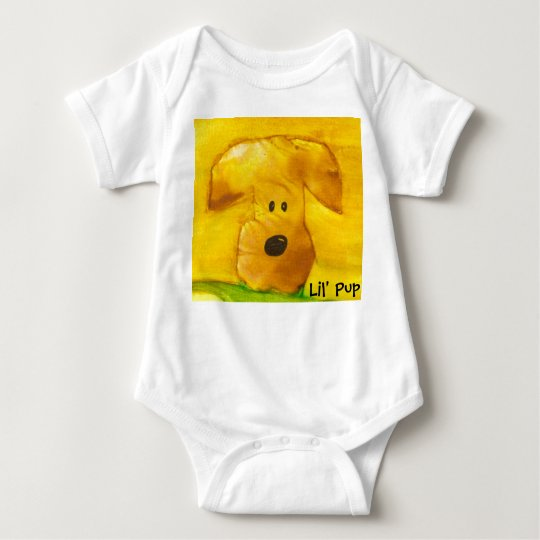 Lil' Pup Baby Bodysuit