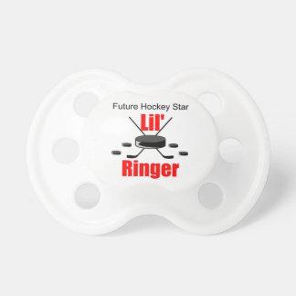Lil Ringer Hockey Pacifier