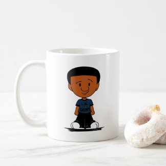 """Li'l' Saint"" Coffee Mug"