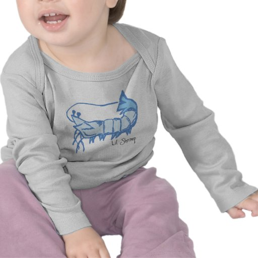 Lil' Shrimp Baby Shirt