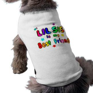 Lil Sis Best Friend Pet Shirt
